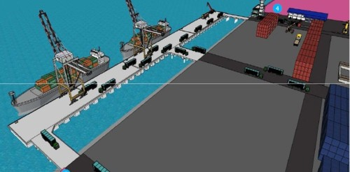 River Port Project